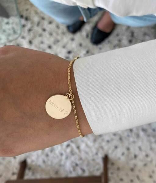Bracelet Alban personnalisable, Lou.Yetu, entre 52€ et 67€