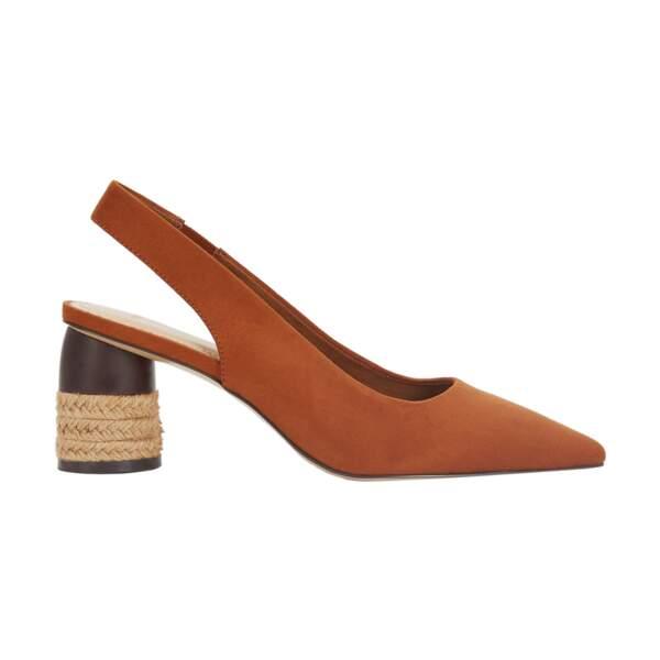 Sandales à talon, Parfois, 29,99€