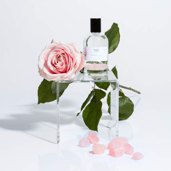 Parfum Spread Love, The New Cool aux Galeries Lafayette, 90€les 100ml
