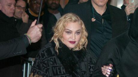 Madonna manifeste à Londres contre les violences policières après la mort de George Floyd