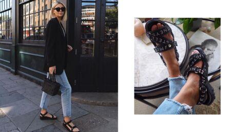 Dad sandals: cette paire de chaussures est LA tendance de l'été!
