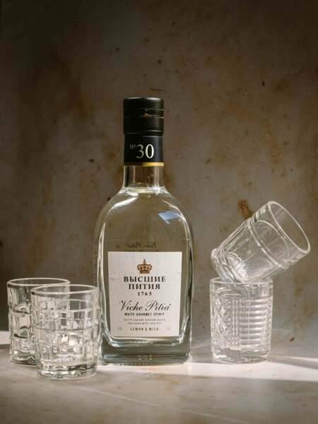 Coffret Papatchka (vodka française). La Maison Française, 62 €