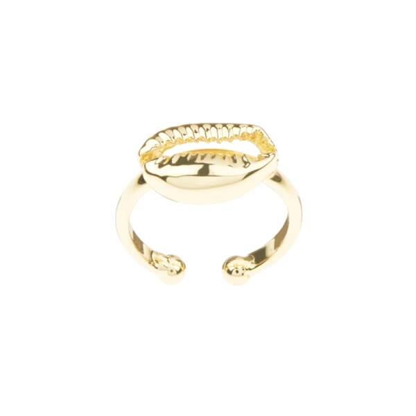 Bague coquillage, Louis Pion, 25€