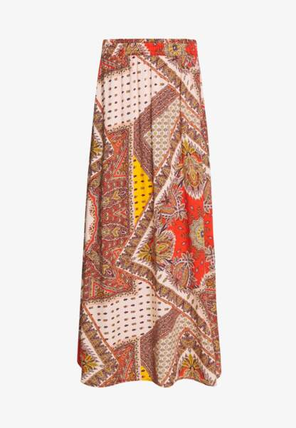 Jupe foulard