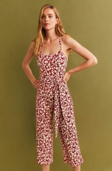 Combinaison pantalon, Mango, actuellement à 12,99€