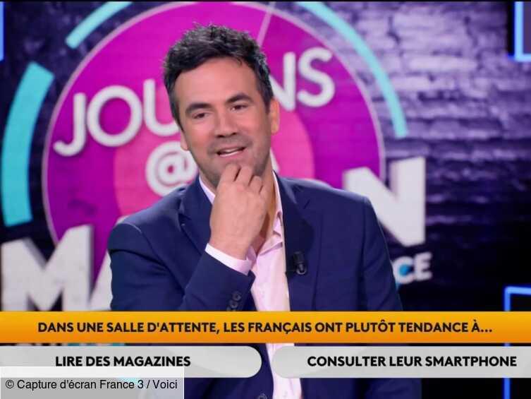 Alex Goude : pourquoi son émission Jouons à la maison a été brutalement interrompue sur France 3 - Voici
