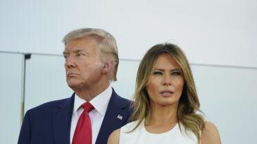 «Melania Trump ne pleure pas»