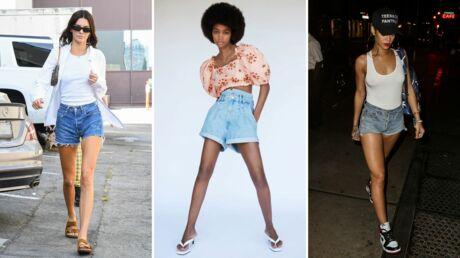 10 shorts en jean parfaits pour l'été, à moins de 30€