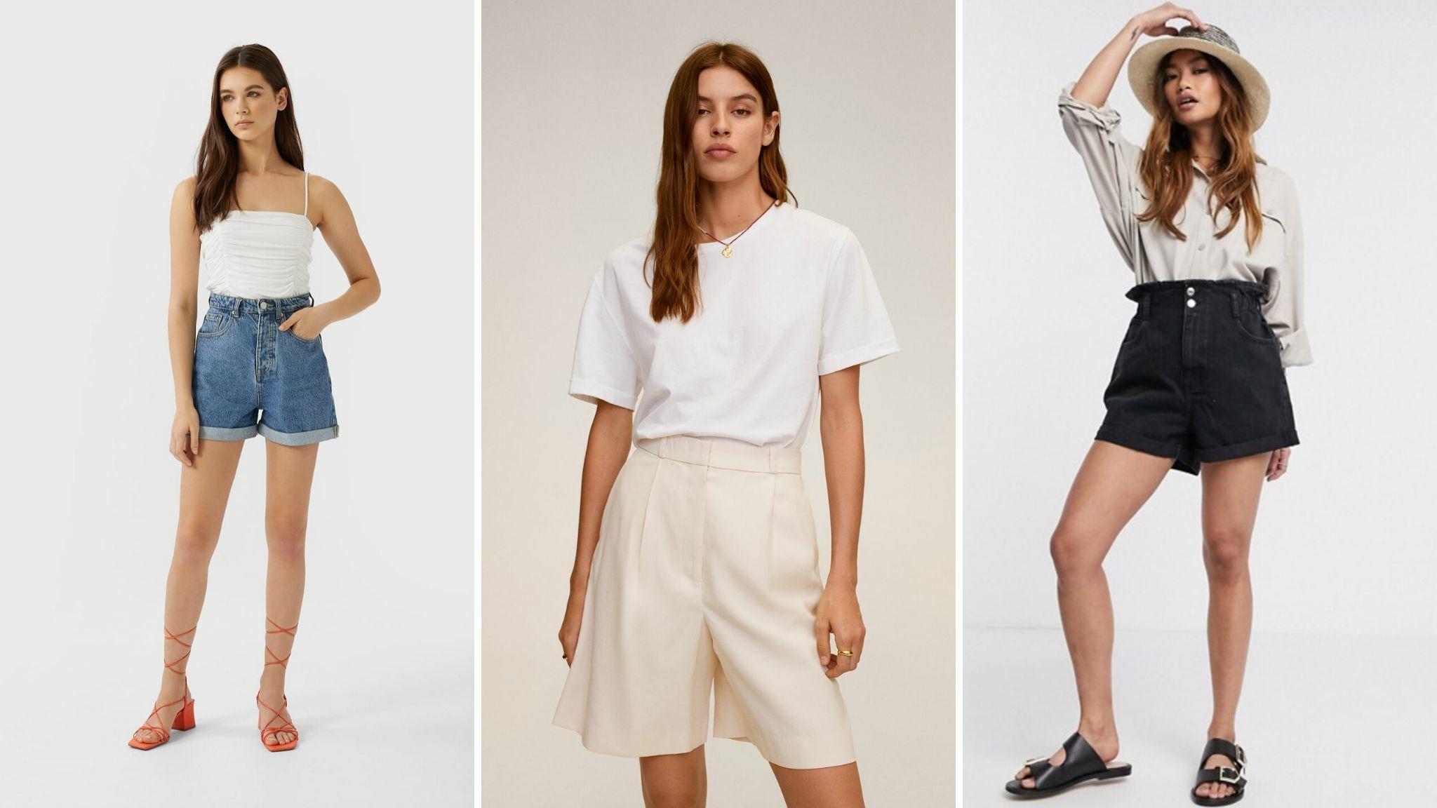 Eté 2020 : 5 tendances de shorts à adopter