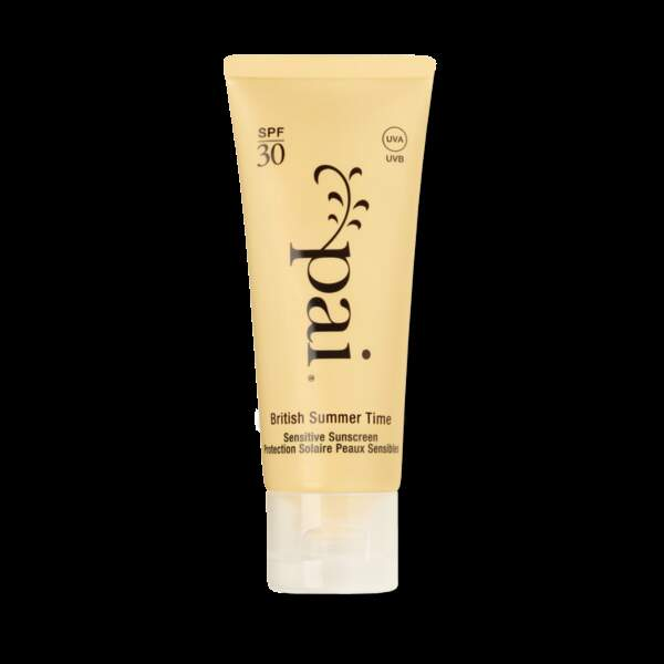 "Protection solaire peau sensible""Hello Sunshine"" SPF 30, Pai, 27€ chez Sephora"