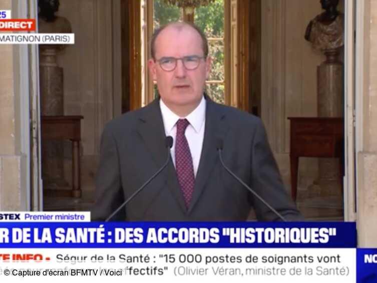 VIDEO Jean Castex : son avertissement à tous les Français au sujet du Covid-19 - Voici