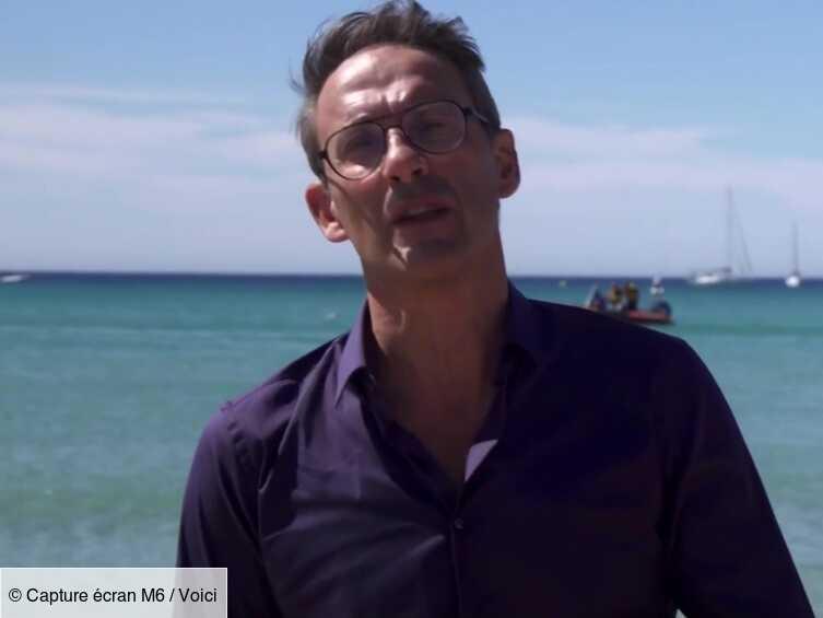 VIDEO Capital : Julien Courbet se fait dézinguer par les internautes après un geste jugé « choquant » - Voici