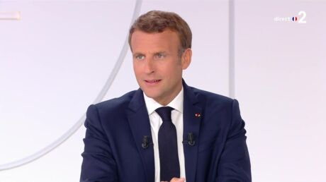 LIVE – Emmanuel Macron annonce rendre obligatoire les masques dans les lieux publics clos