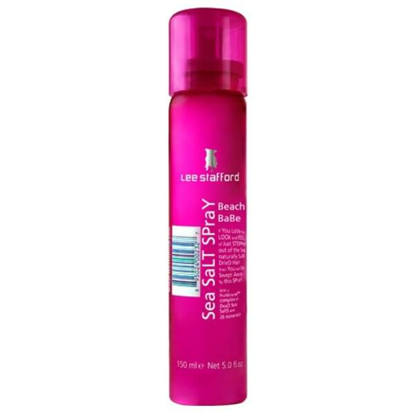 Spray Sculptant Sel de mer, Lee Stafford, 13€ les 150ml chez Nocibé