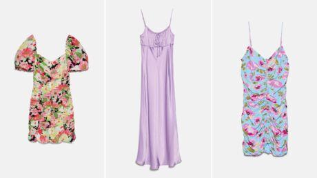 Soldes d'été: 10 robes à petit prix à shopper chez Zara