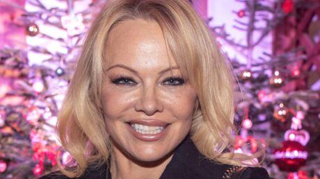PHOTO Pamela Anderson entièrement nue sur un lit, les internautes ébahis
