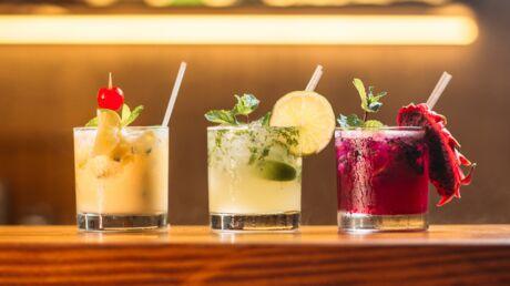 3 recettes de cocktails rafraîchissants et sans alcool, parfaits pour l'été