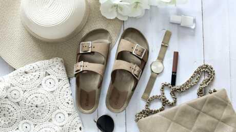 Tendance été 2020: les sandales confortables, c'est LA tendance de l'été!