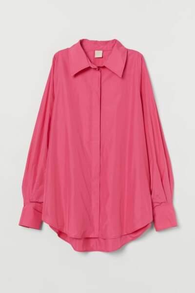 Chemise ample, H&M, 19,99€
