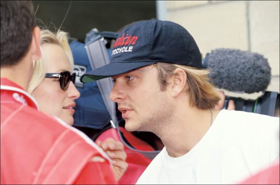 David en 1994