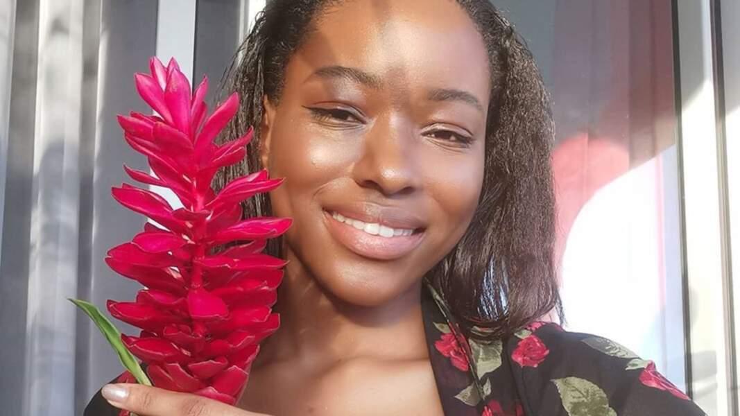 Kenza Andrèze-Louison, Miss Guadeloupe 2020