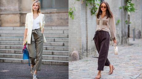 Conseil morpho: quel pantalon ample est fait pour moi?