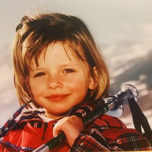 Les stars enfants : Camille Cerf