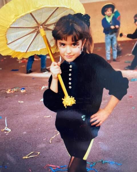 Les stars enfants : Jenifer