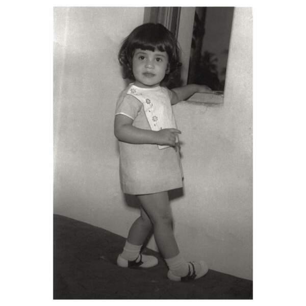 Les stars enfants : Cristina Cordula