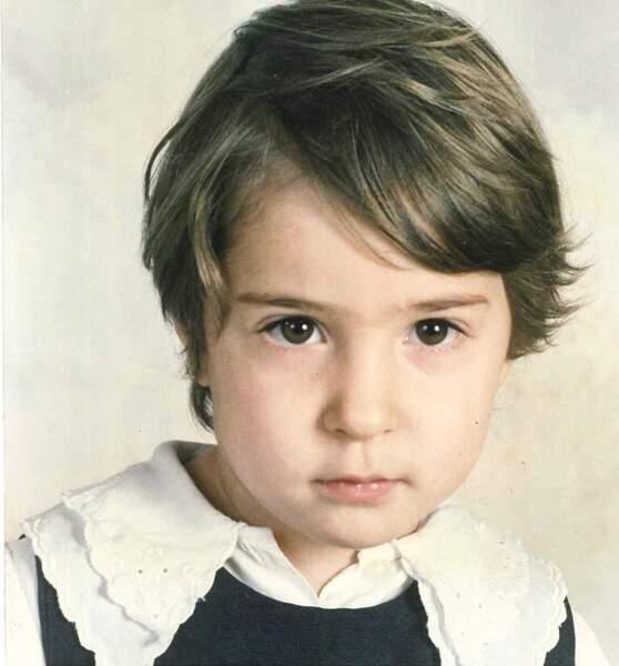 Les stars enfants : Marilou Berry
