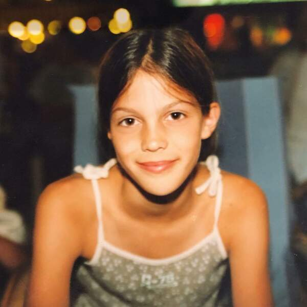 Les stars enfants : Iris Mittenaere