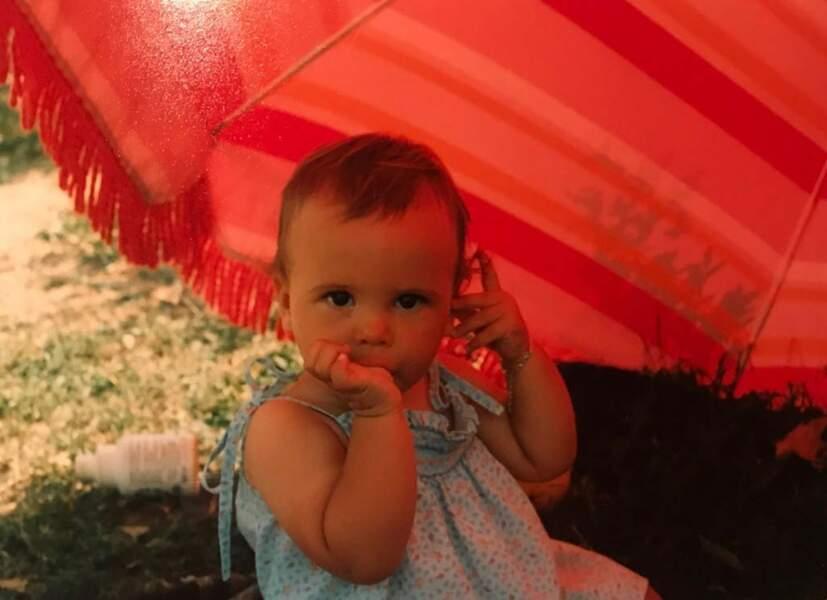Les stars enfants : Laure Manaudou