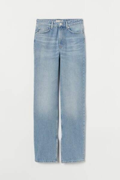 Straight High Jeans, H&M, 39,99€