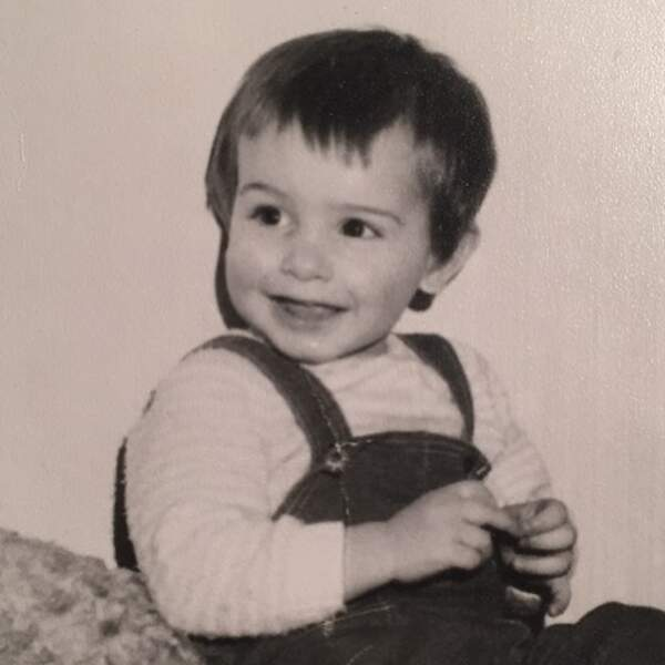 Les stars enfants : Jean Dujardin
