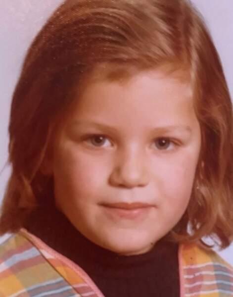 Les stars enfants : Marina Foïs