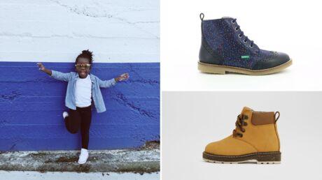 Rentrée: 10 chaussures ultra tendance pour enfant