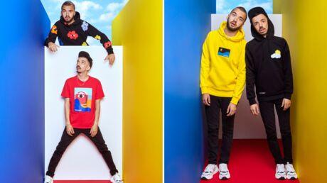 Celio x Visionnaire: quand Bigflo et Oli créent la collab pop de la rentrée