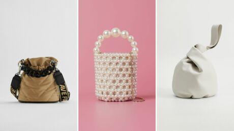 Le sac seau: 10 modèles sur lesquels craquer!