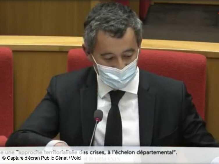 VIDEO Gérald Darmanin : le ministre de l'Intérieur accusé de sexisme par une sénatrice - Voici