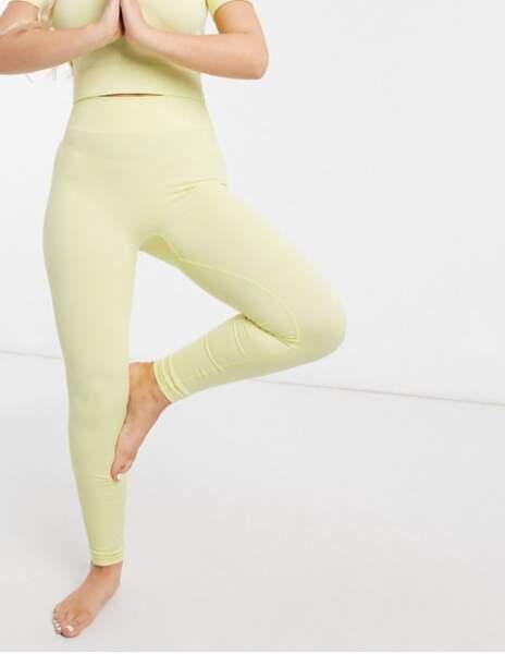 Legging de yoga sans coutures, ASOS 4505, 33,99€