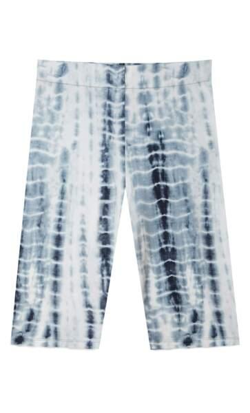 Short legging tie-dye, Stradivarius, 9,99€