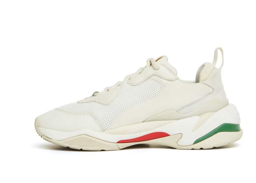 """Dad shoes """"Thunder Spectra"""", Puma, actuellement à 78,35€ sur Asos"""
