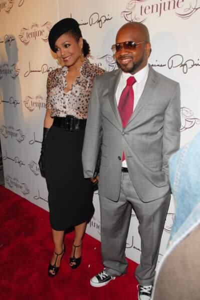 Janet Jackson se serait depuis remise avec son ex Jermaine Dupri