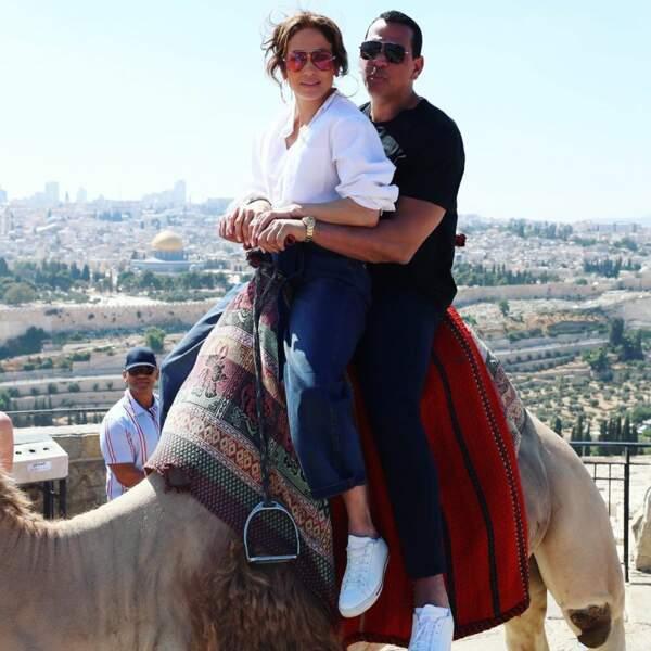 Aujourd'hui, Jennifer Lopez est fiancée à Alex Rodriguez