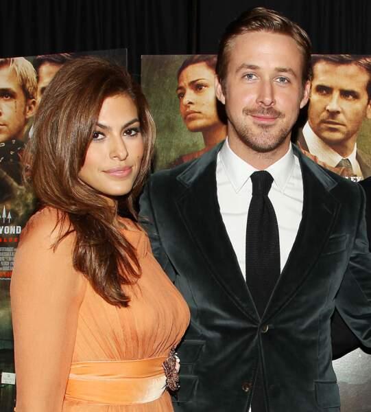 Aujourd'hui, Ryan Gosling est en couple avec Eva Mendes