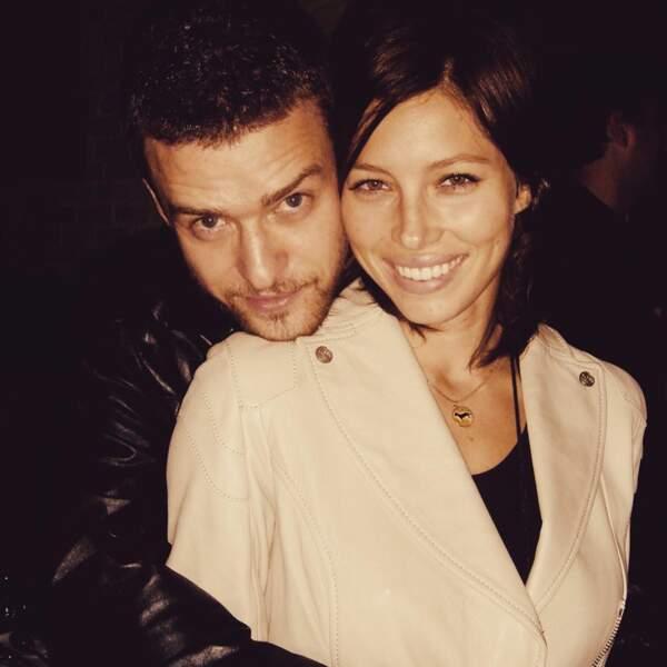 Aujourd'hui, Justin Timberlake est raide dingue de Jessica Biel