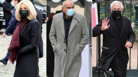 Obsèques de Juliette Gréco: Julie Gayet et Brigitte Macron présentes pour un dernier adieu