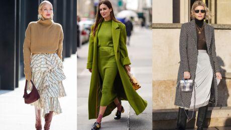 Jupe midi: adoptez un look tendance pour l'automne-hiver