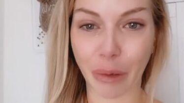 «Je ne fais que pleurer»