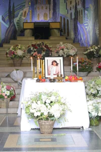 Obsèques de Kenzo Takada